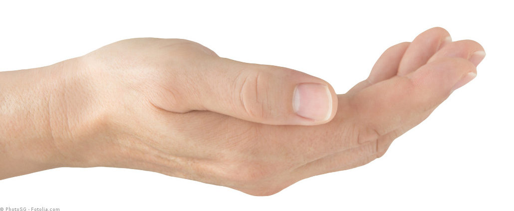 Gebende Hand